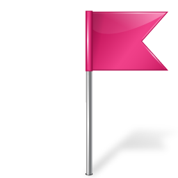 Pink flags icon png #10283 - Free Icons and PNG Backgrounds