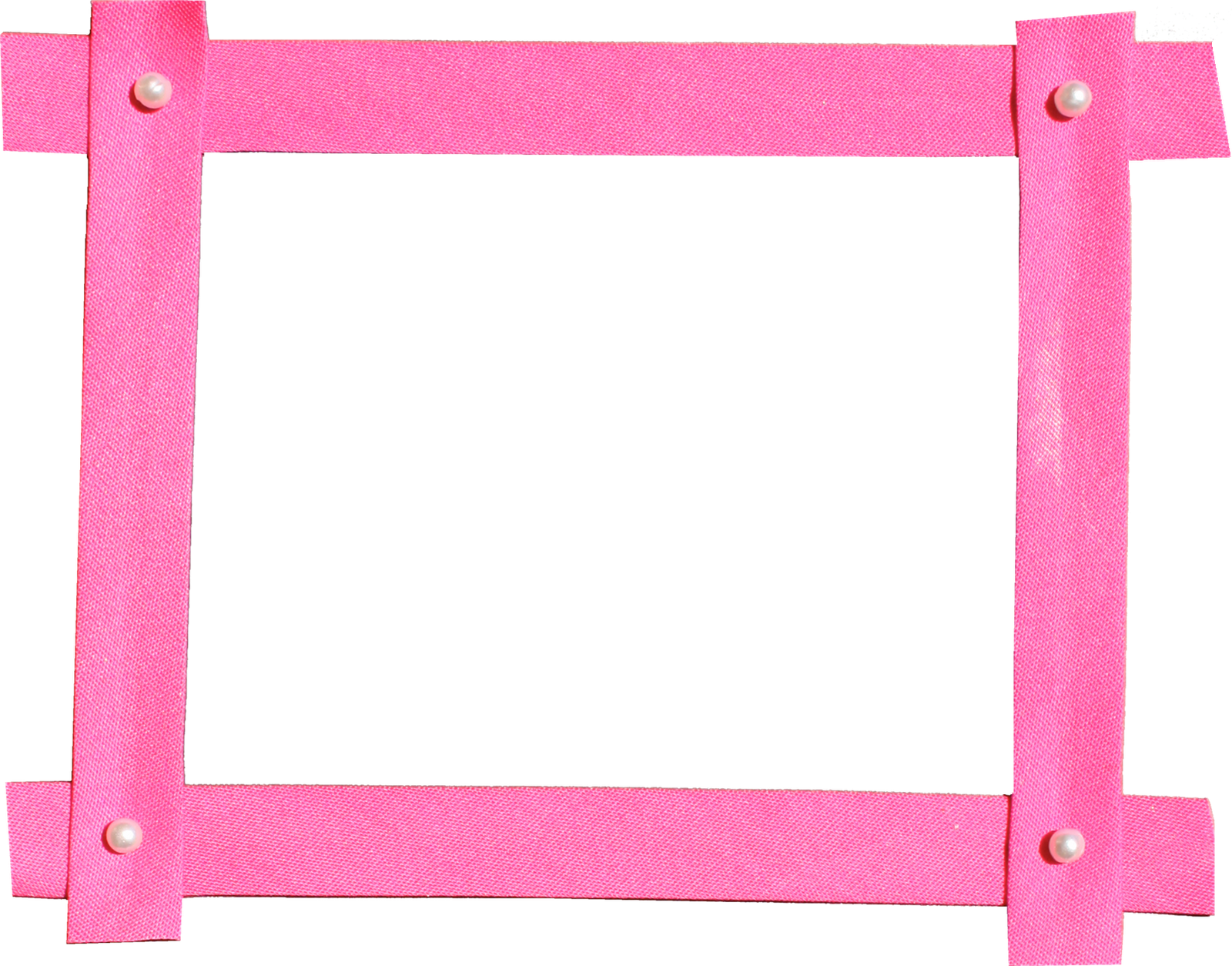 pink photo frame png