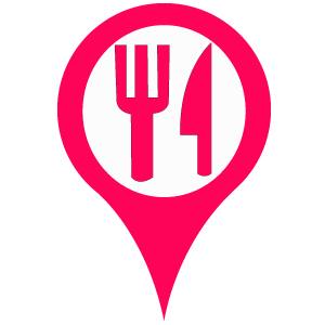 Pink Restaurants Icon image #4892