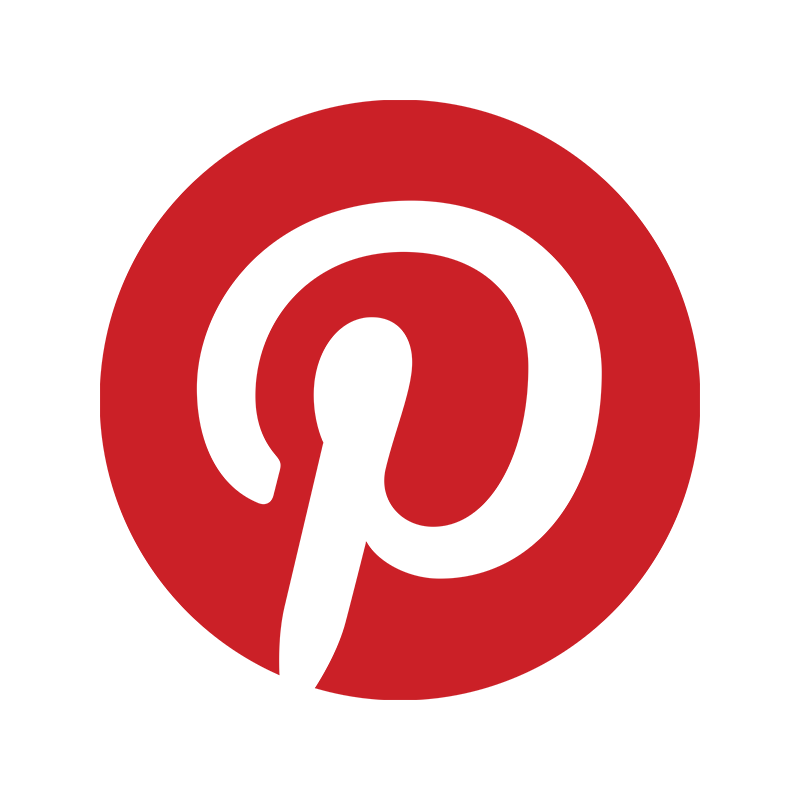 Pinterest Red Badge Icon image #3178