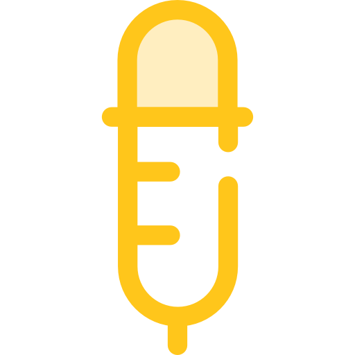 Icon Pipette Vector