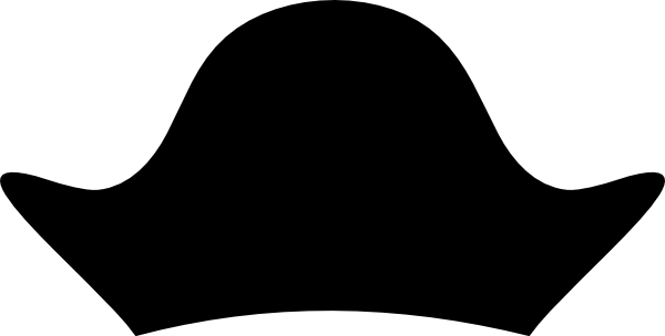 High Resolution Pirate Hat Png Clipart