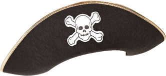 Png Pirate Hat Hd Background Transparent 27308 Free