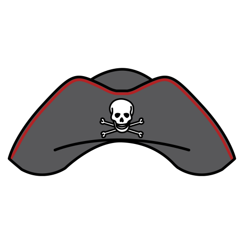 High Resolution Pirate Hat Png Icon