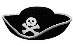 Pirate Hat Picture PNG