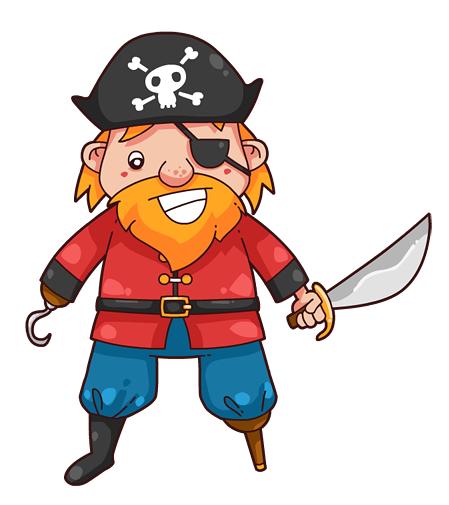 Clipart Pirate Download Png image #35013