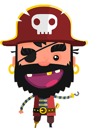 Free Download Of Pirate Icon Clipart image #35018
