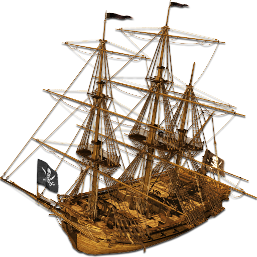Pirate Ship Png image #35008