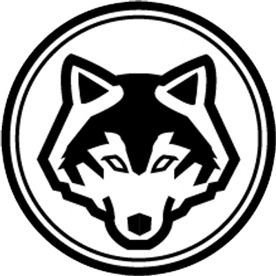 Pixel Wolf Icon