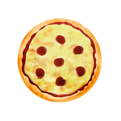 Icon Download Pizza image #25584