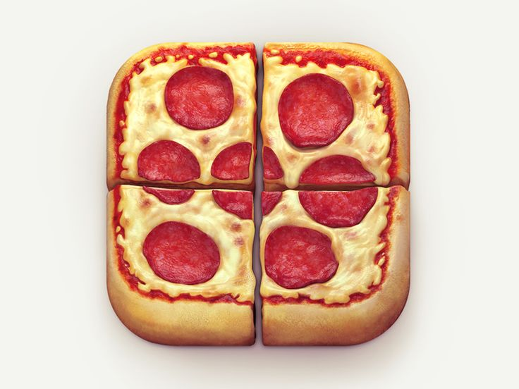 Png Pizza Vector image #25592