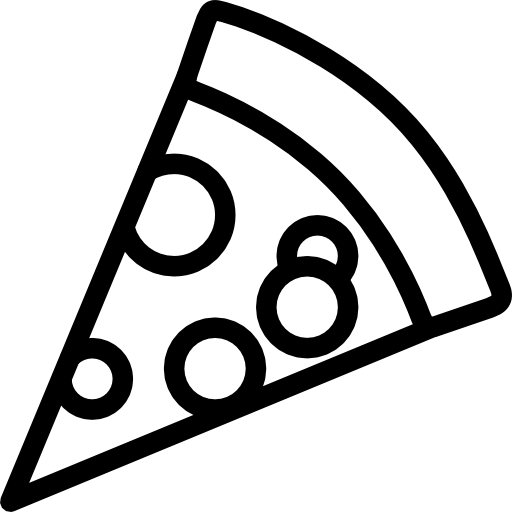 Icon Pizza Png image #25593