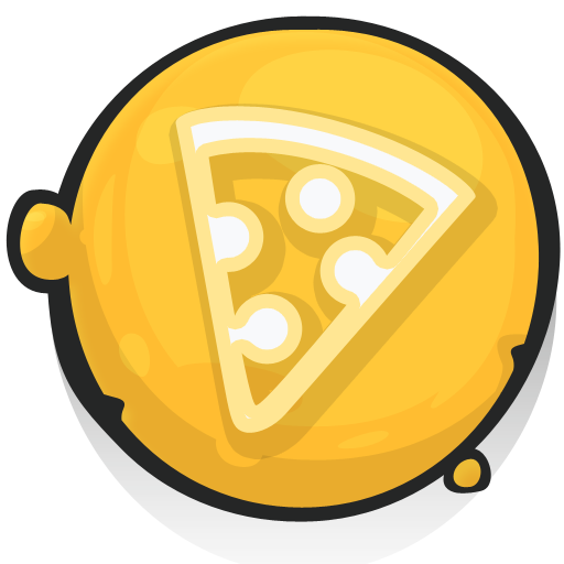 Icon Symbol Pizza