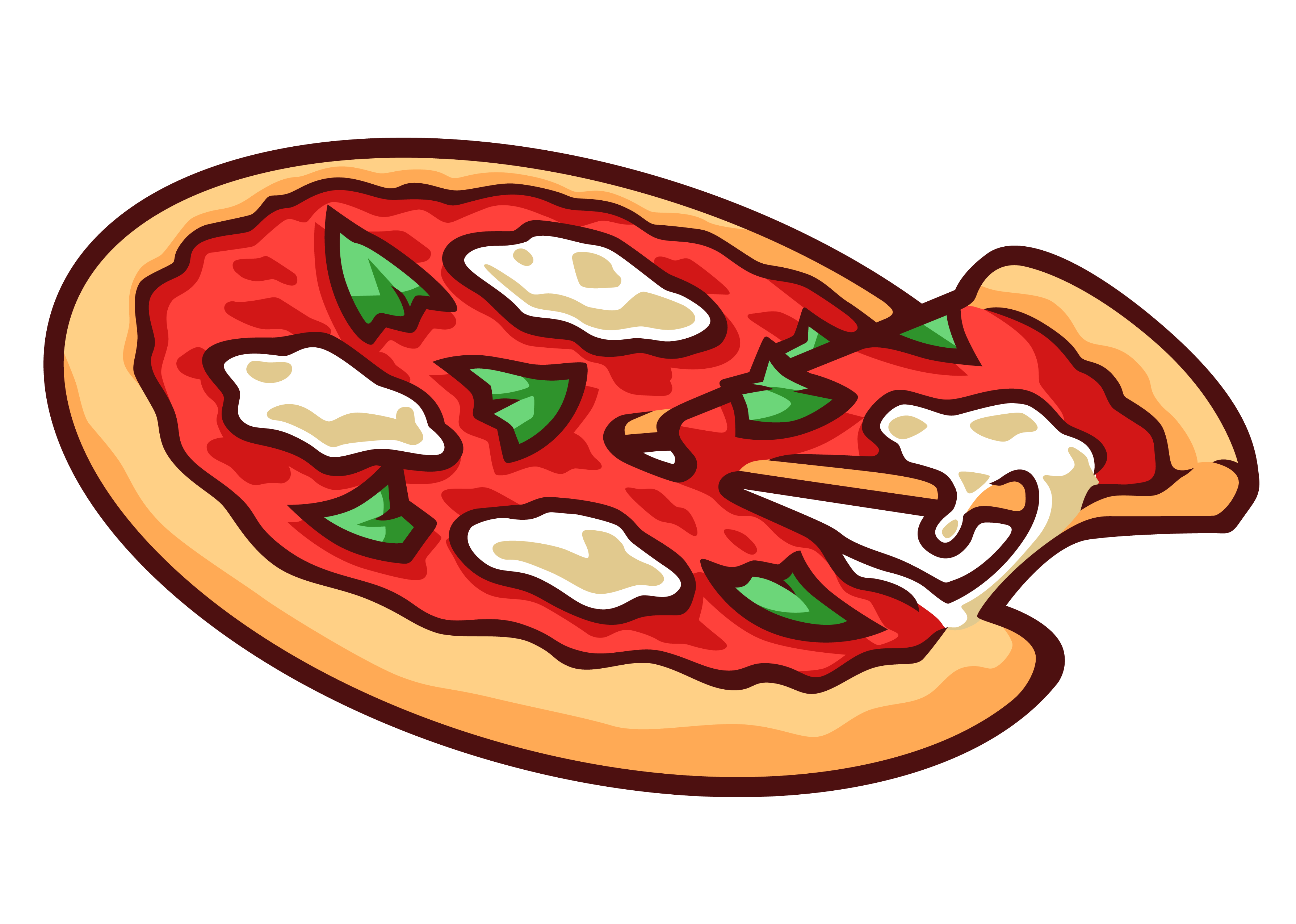 Pizza Cartoon Png image #19313
