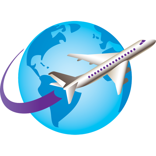 Plane Travel Flight Tourism Travel Icon Png 512x512, Travel HD PNG Download