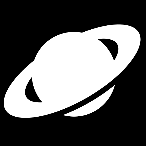 Hd Planet Icon image #7368