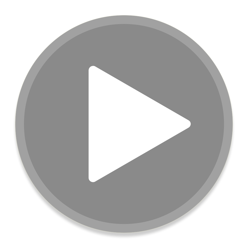 Play Button Icon Size image #18934