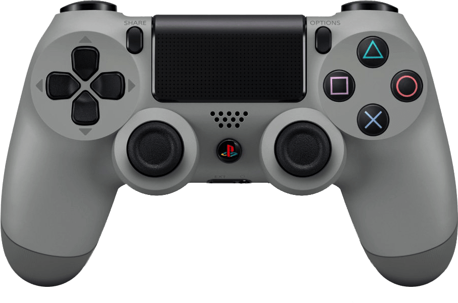 PlayStation 4 DualShock 4 Controller png