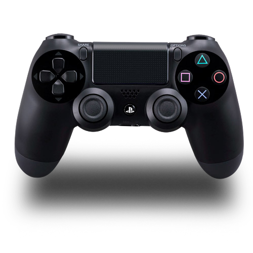 Playstation4 Controller Png image #42114