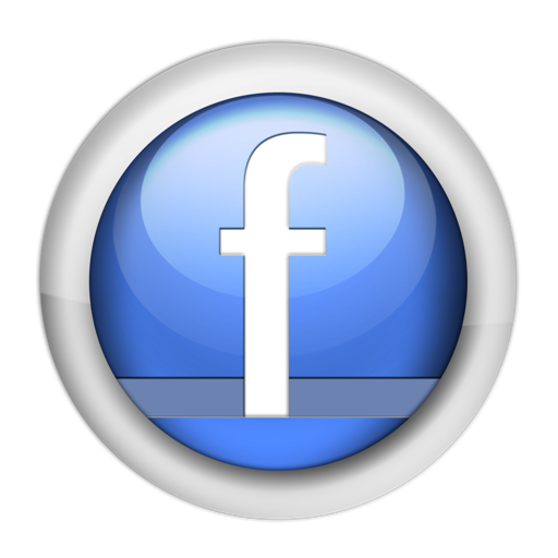 Facebook Logos for web sites button png images