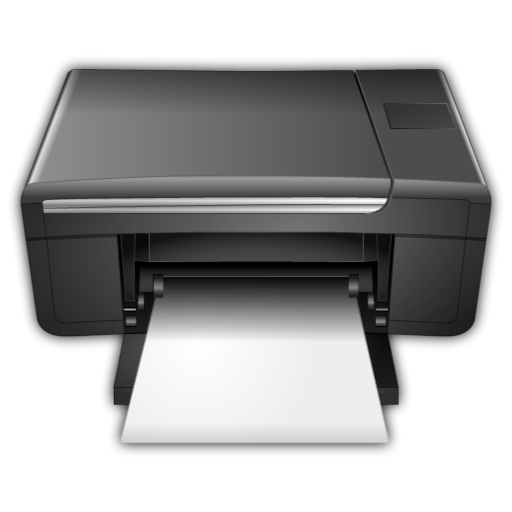 Png File Related To Printer Icon Printer Icon Sizicons Icons image #1020