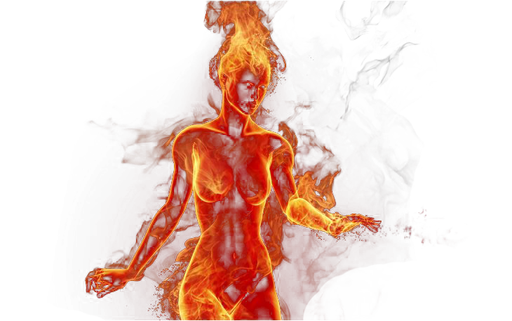 Png Fire Girl By Katherinesdeath D74beab image #701