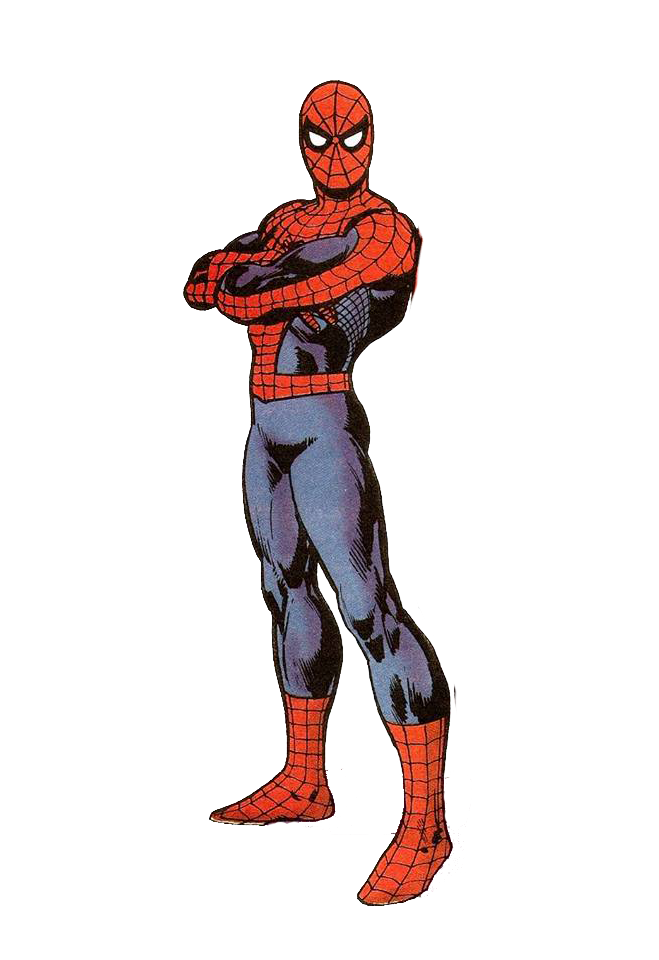 Png Format Images Of Spiderman