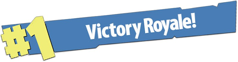 Png Logo Brand Banner Victory Royale image #47379