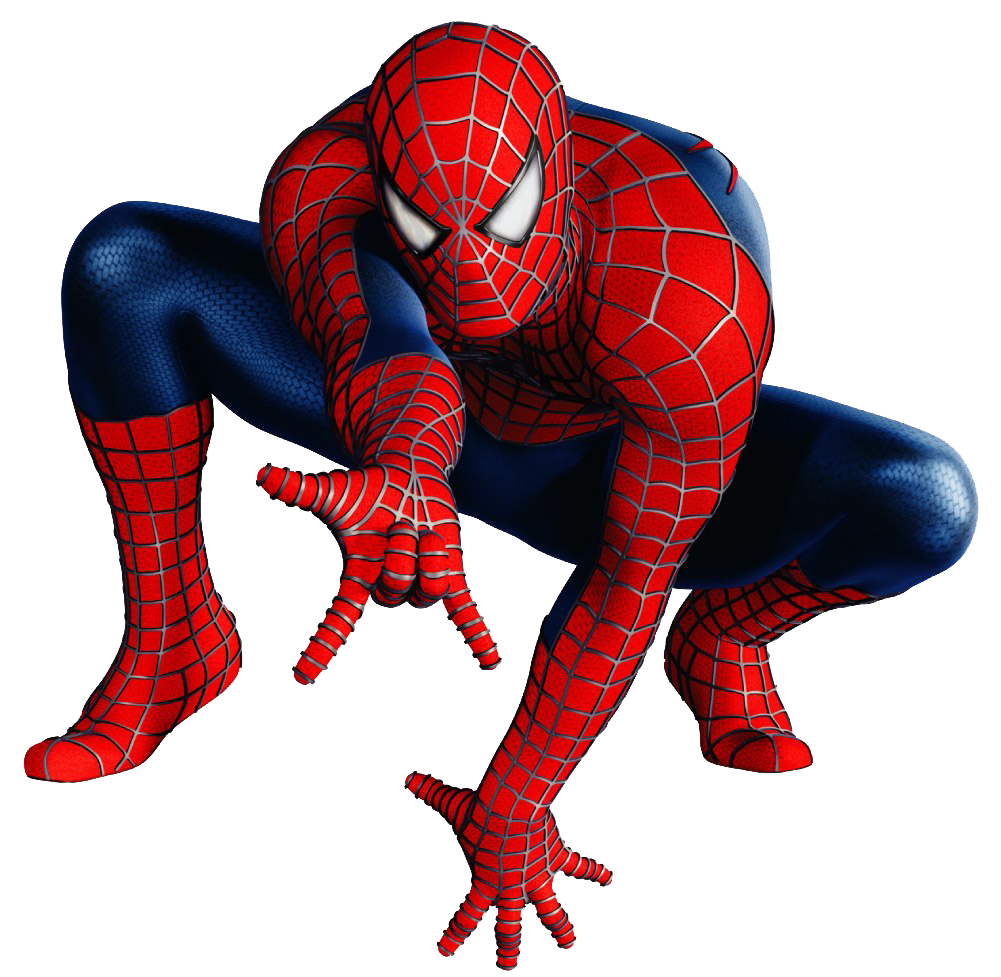 PNG Marvell Hero Spiderman Image