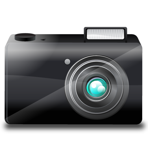 Point And Shoot Camera Icon   Camera Icons   SoftIconsm image #46