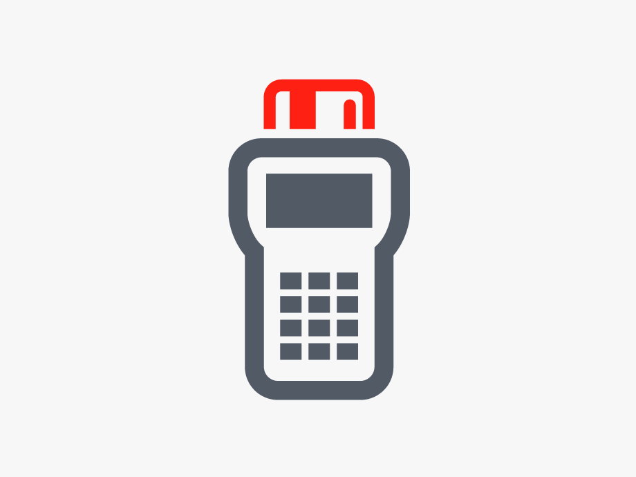 Icon Free Image Point Of Sale 920x690, Point Of Sale HD PNG Download