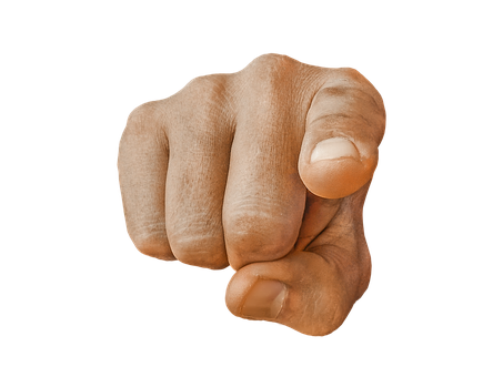 Pointing, Finger Image Png image #43093