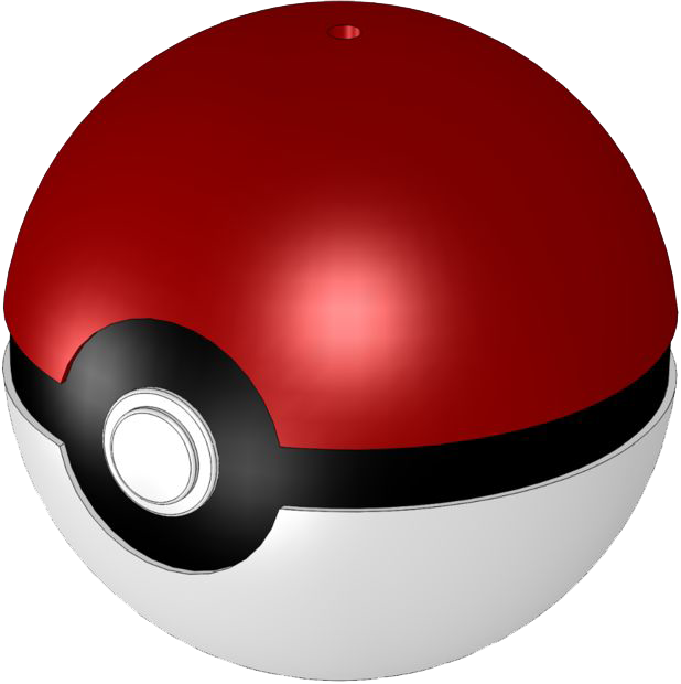 Poke Ball Icon Transparent Background