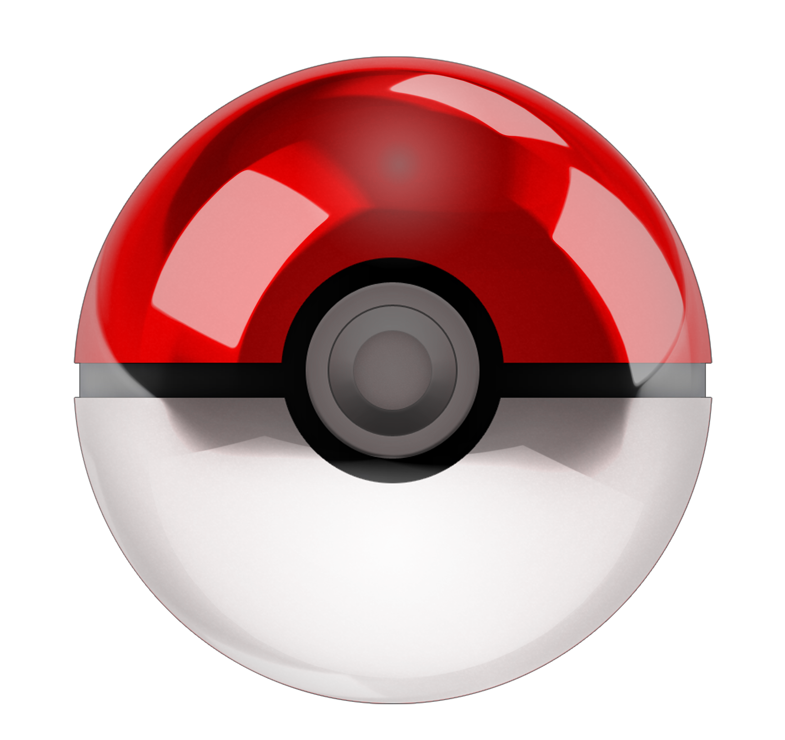 Pokeball 3d Png image #45350