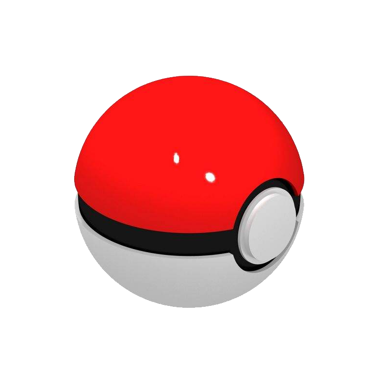 Pokeball PNG Red Glossy Png image #45355