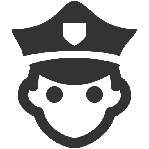 Icon Police Free Png image #29951