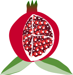 Background Pomegranate Png Transparent image #27848