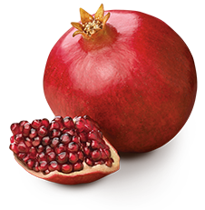 Use These Pomegranate Vector Clipart image #27829