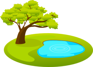 Pond Free Vectors Icon Download image #10920