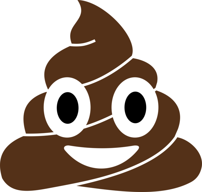 Poop Emoji Design Png 42514 Free Icons And Png Backgrounds