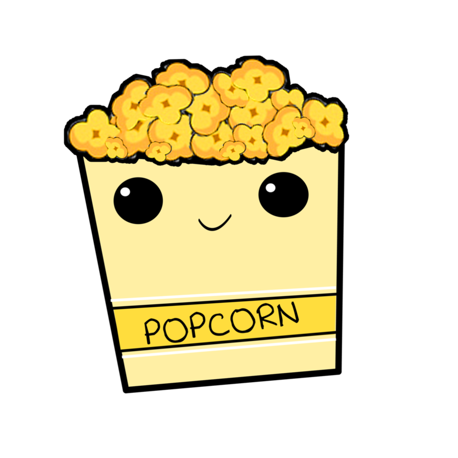 Popcorn Png Available In Different Size