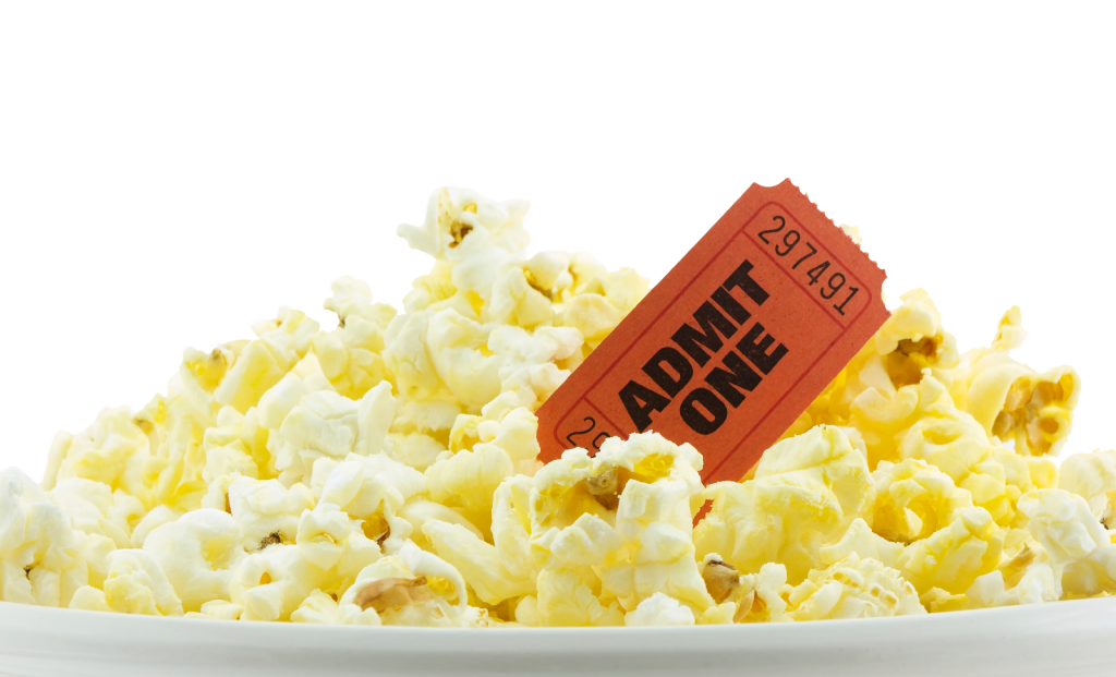 High quality Popcorn Cliparts For Free!