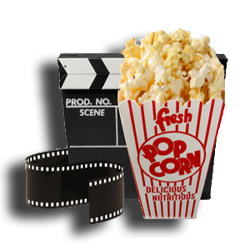 Png Vector Popcorn image #9431