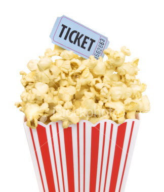 Download Free High-quality Popcorn Png Transparent Images image #9445