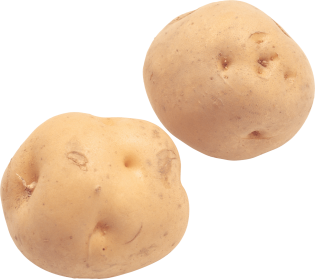 Png Format Images Of Potato 315x279, Potato HD PNG Download