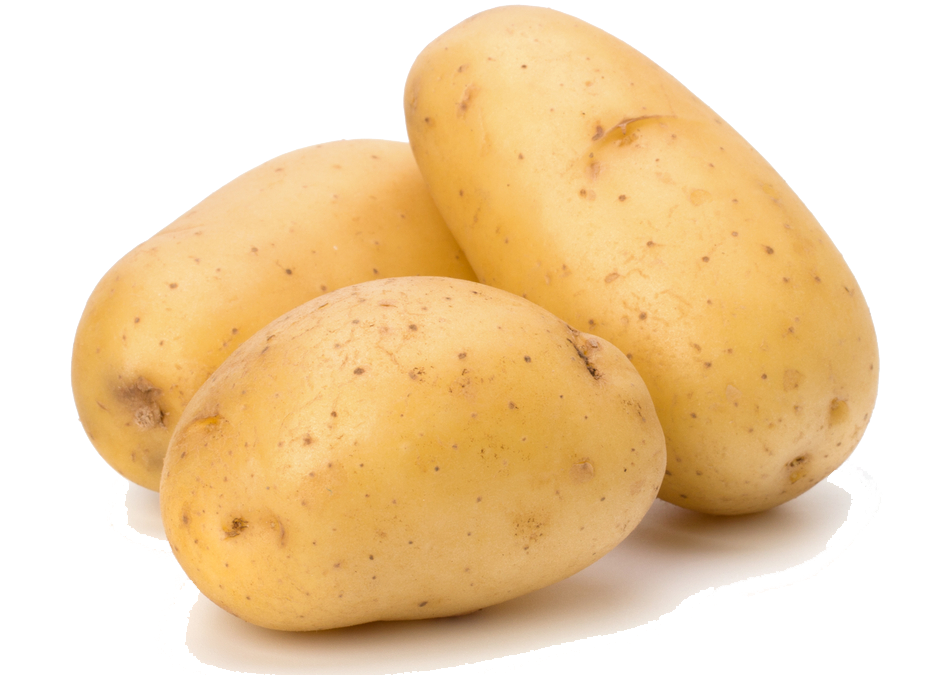 Transparent Potato PNG Image 948x675, Potato HD PNG Download