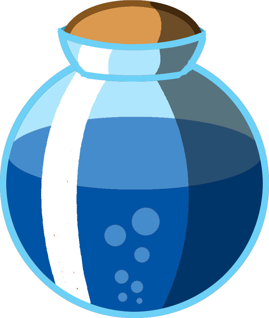 Png Download Potion Icon image #15604