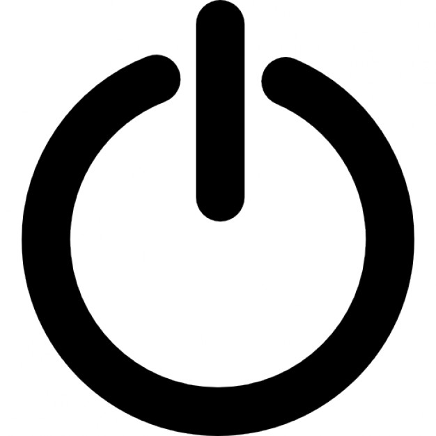 Power Button Icons No Attribution image #8351