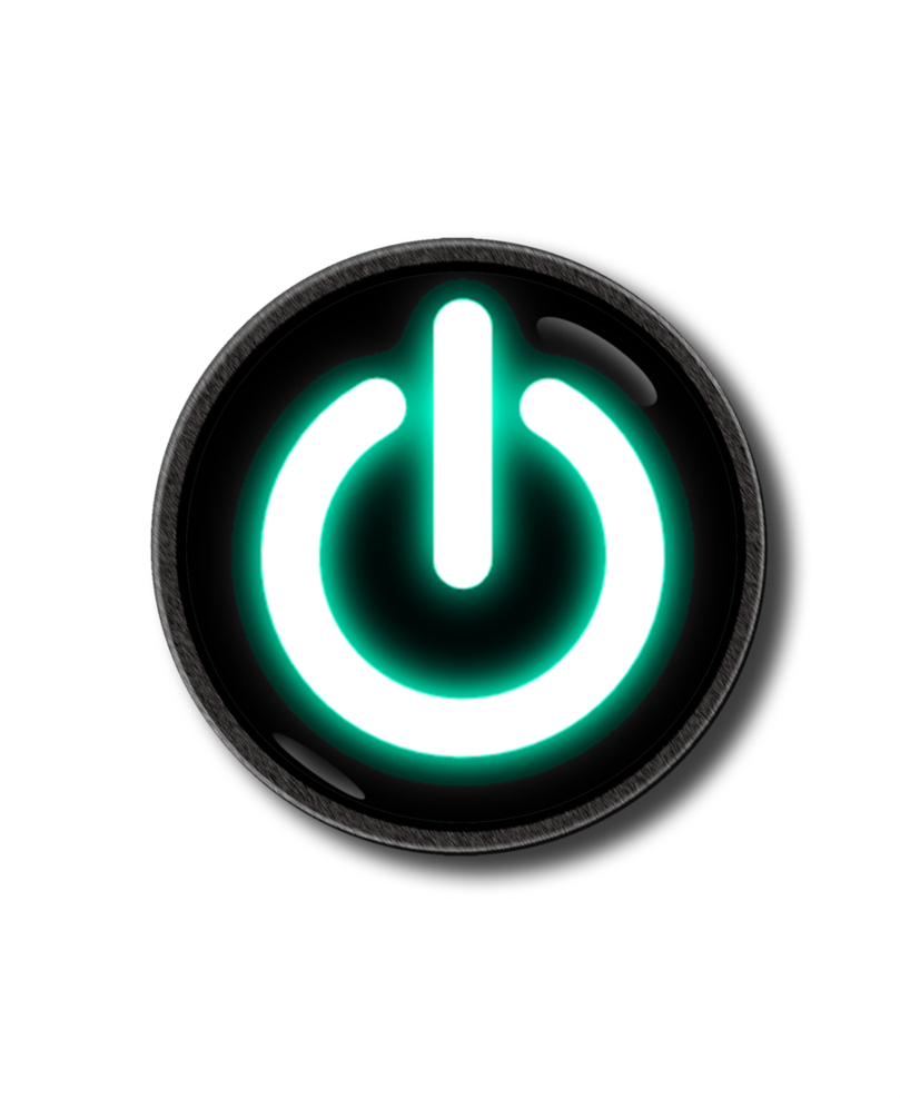 Png Transparent Power Button image #8354