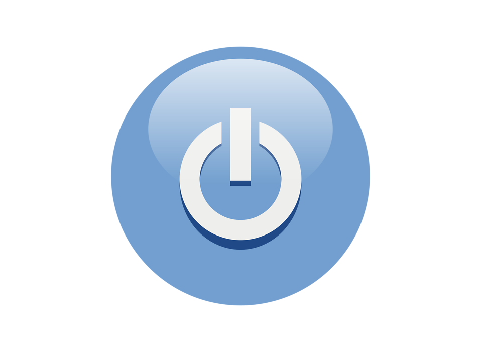 Power Button Save Icon Format image #8362